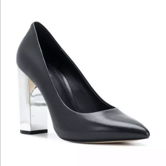 fe840afe13e MICHAEL Michael Kors Shoes   Michael Kors Black Paloma Pumps   Poshmark